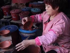 李欣红首次公开她的建盏极品作品,值得一看