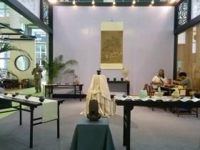 宋代文人茶空间 · 厦门茶博会—『把盏堂』『江六造坊』联展