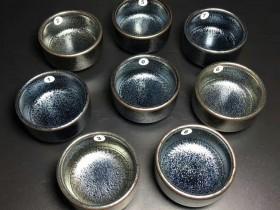缪兴洲,蓝色经典小油滴,口径6.8高3.9