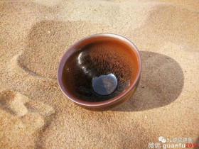 喝茶赏盏是生活是平民文化