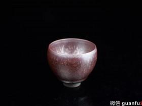 盏艺坊 刘永辉老师手作 彩金异毫鸡蛋杯