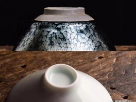 建盏的釉被称为分相-析晶釉,那么什么是分相?建盏的铁胎和瓷胎如何区分?
