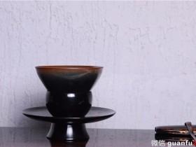 用柴窑建盏喝茶口感真的更好,软化水质等原理讲解!