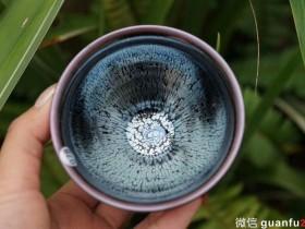 裴春元•紫金  手工盏 束口型•8.9×4.8