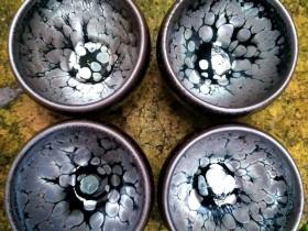 国色天香花开富贵为有牡丹《牡丹美人杯》四盏组合装,四季平安事事如意!