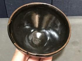 宋代黑釉盏