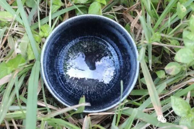 把盏堂建盏烧制记录:第六窑与第七窑:又是油滴