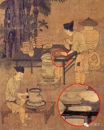 茶筅考:宋代点茶除了建盏以外还用筅?筒状,还是片状?