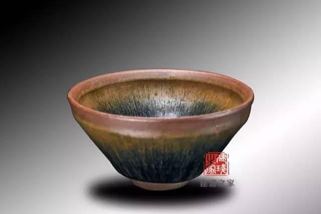 或许他是最有喜感的建盏工艺师了--春盏谢松青