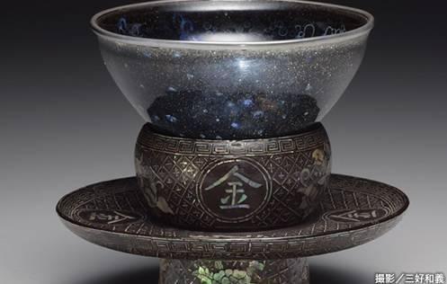 日本到底收藏了多少只宋代建盏?(史上收集最全)