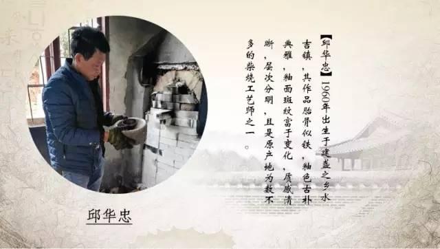 建盏界最强阵容:31位工艺师图文介绍