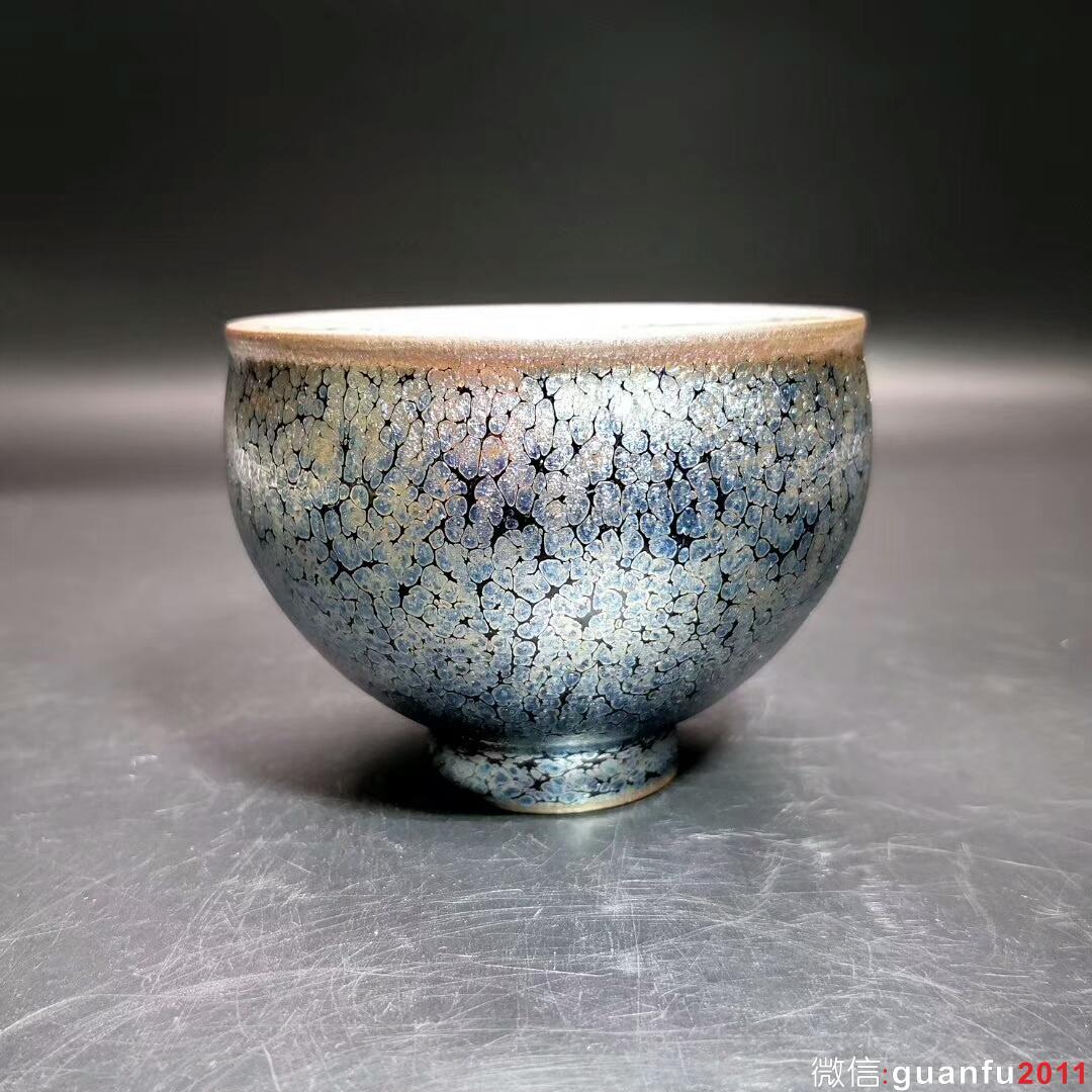 刘学财师傅 满天星:口径8.3*8.8*6.5