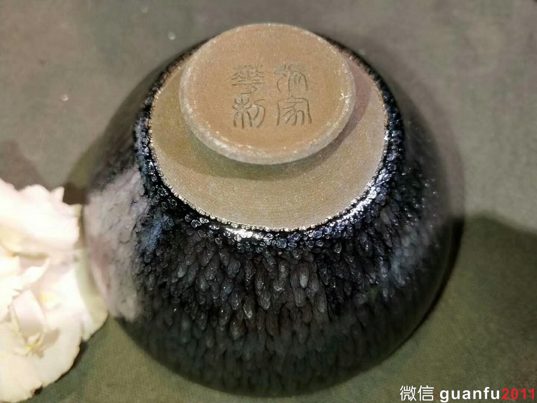 """张家华""""菊花"""":口径9*5.5"""