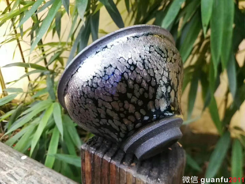 李昌海 鹧鸪斑:口径8.8*5.5