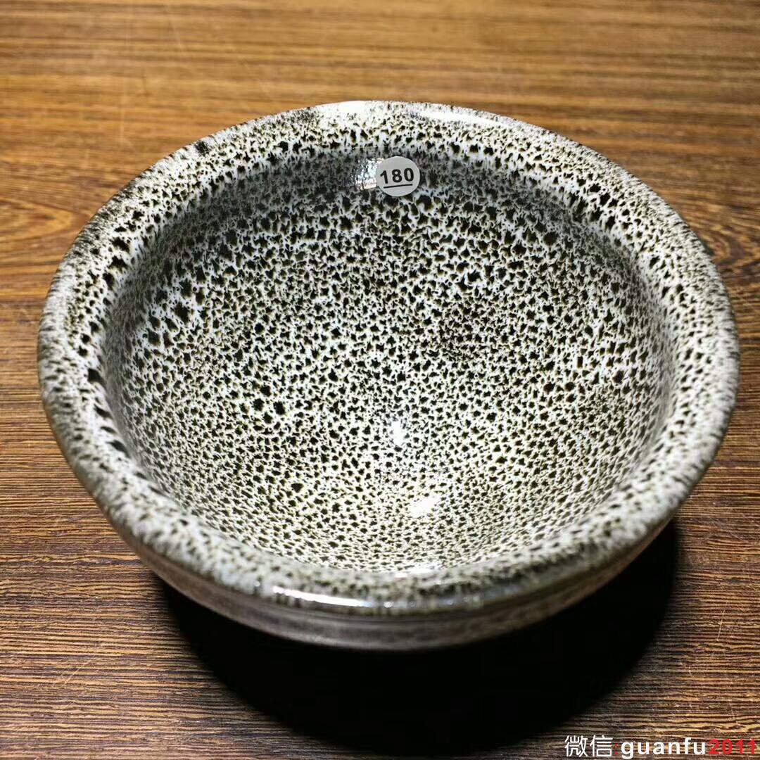 李细妹师傅 虎斑:口径9.6*5.7