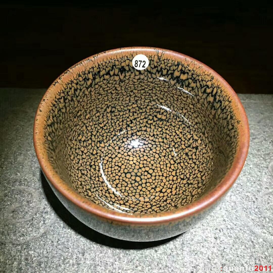 苏天培师傅 虎斑:口径8.6*6.6