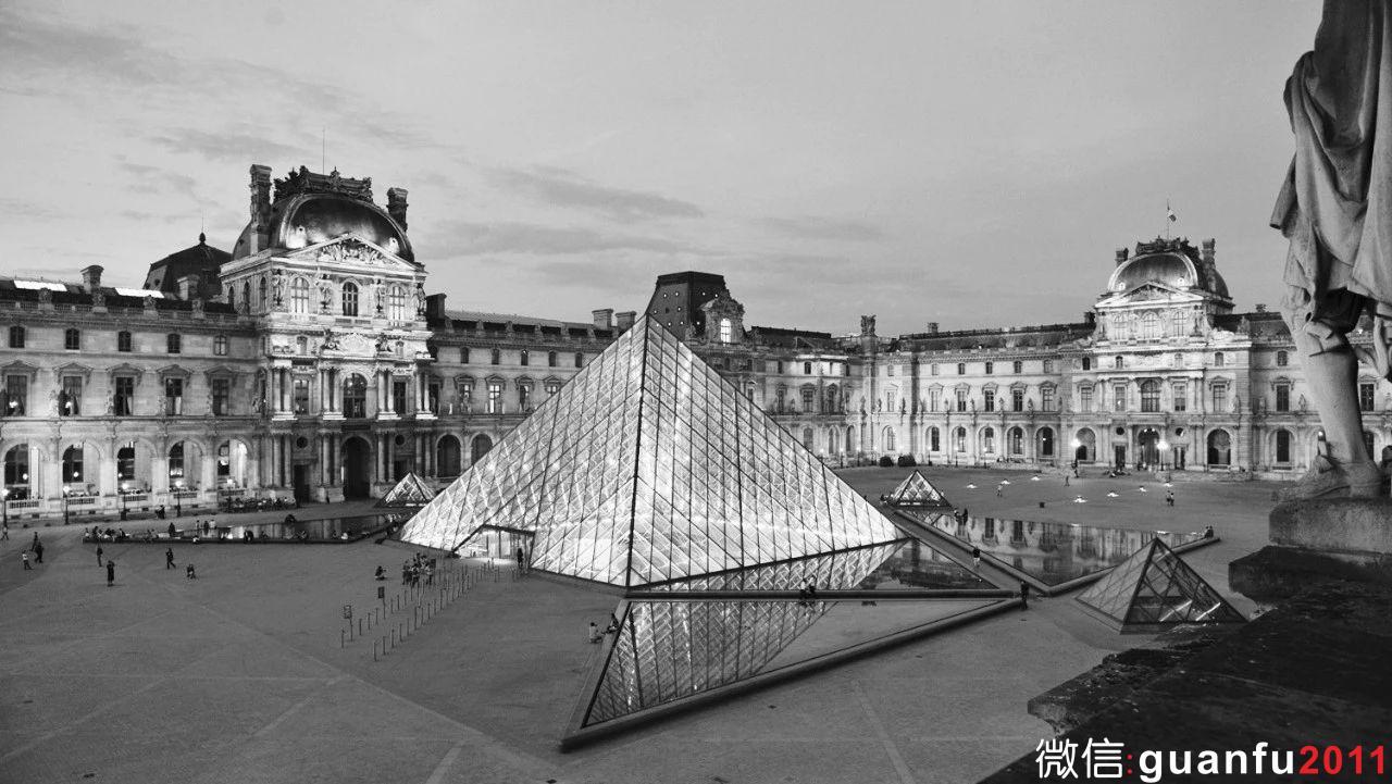 张中钦 | 作品即将展现在法国巴黎卢浮宫卡鲁塞尔厅