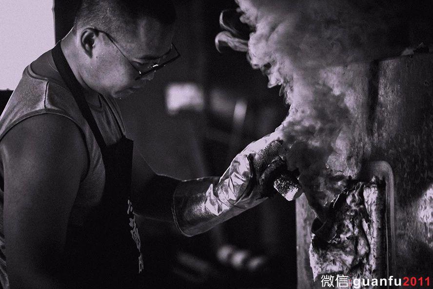 翁武跃:深度揭秘,建窑建盏独特还原烧制法