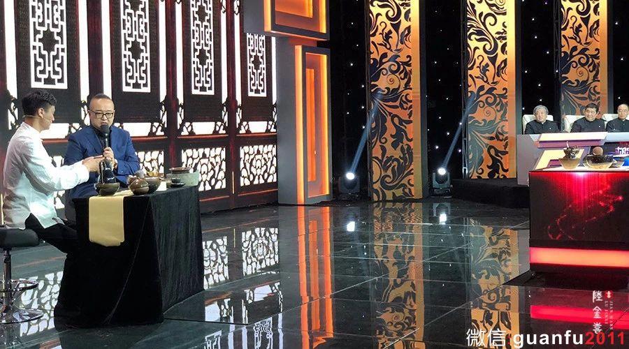 陆金喜央视《一槌定音》建阳专场热力播出,建盏文化火爆全国