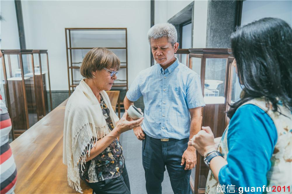建阳曜变之路主题展馆开幕,中外陶艺家尚吉雷、长江惣吉、李春和、陈旭启幕曜变之路