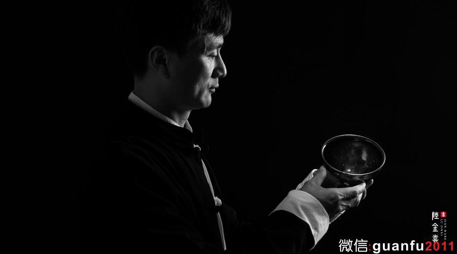 陆金喜:以经典致敬经典,从宋代老盏读建盏千年文脉