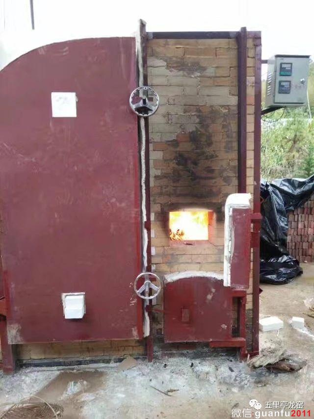 建盏主流烧法--电烧、柴烧、气烧