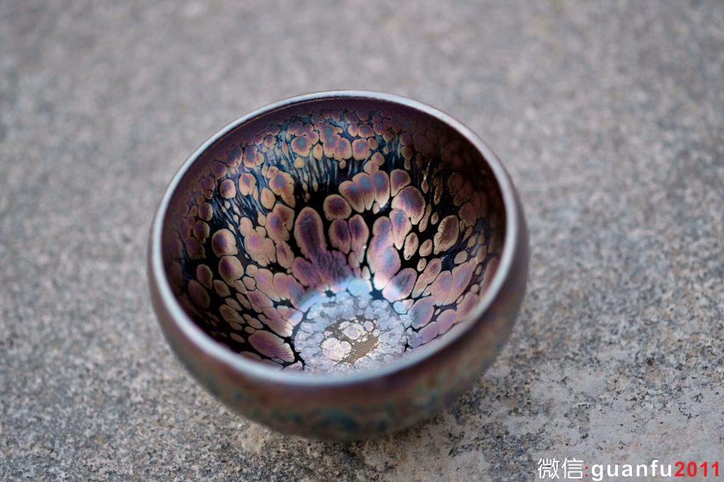 2019飞惺紫金、晶体自然分布且金属质感强