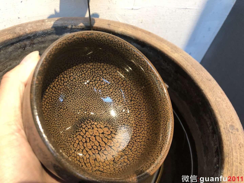 这么有特色的 大香炉 鹧鸪斑  陈大鹏老师作品  稀有
